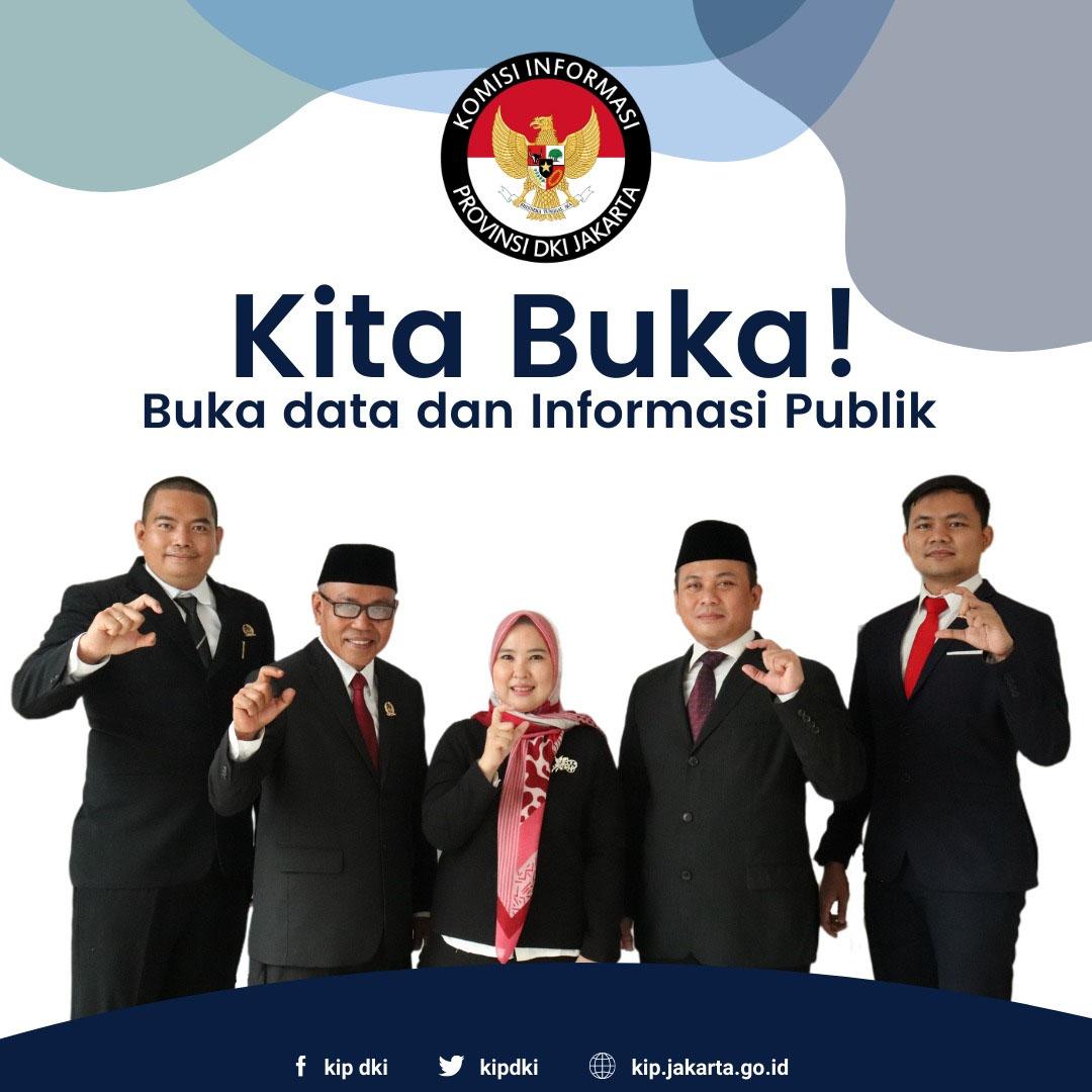 Begini cara Komisi Informasi(KI) DKI tuntaskan target selesaikan sengketa informasi