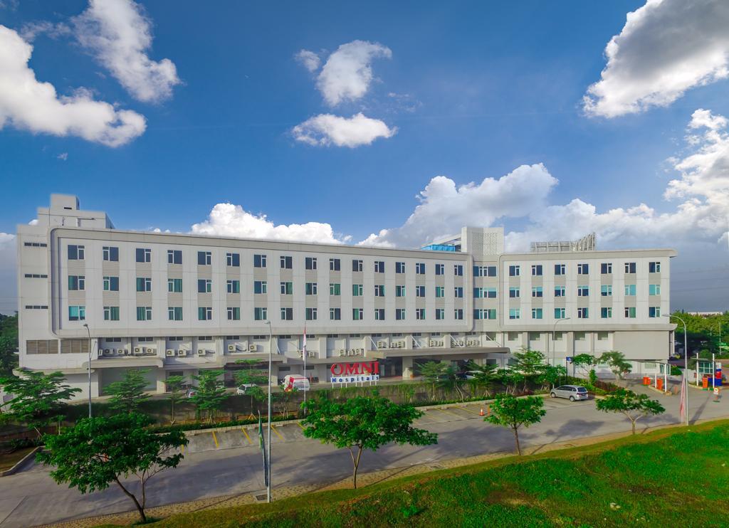Pemerintah tetapkan Omni Hospital Cikarang sebagai rumah sakit Kelas B