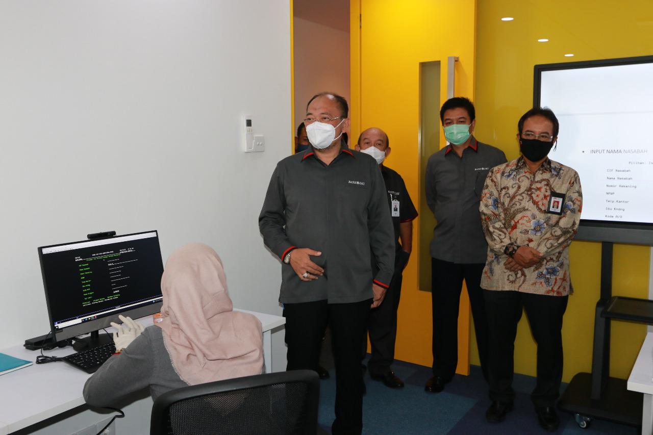 Tingkatkan kompetensi karyawan, Bank DKI hadirkan learning center