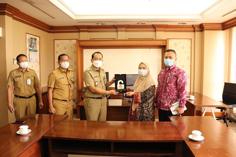 Pemerintahan Kota Administrasi Jakarta Barat siap kolaborasi keterbukaan informasi publik