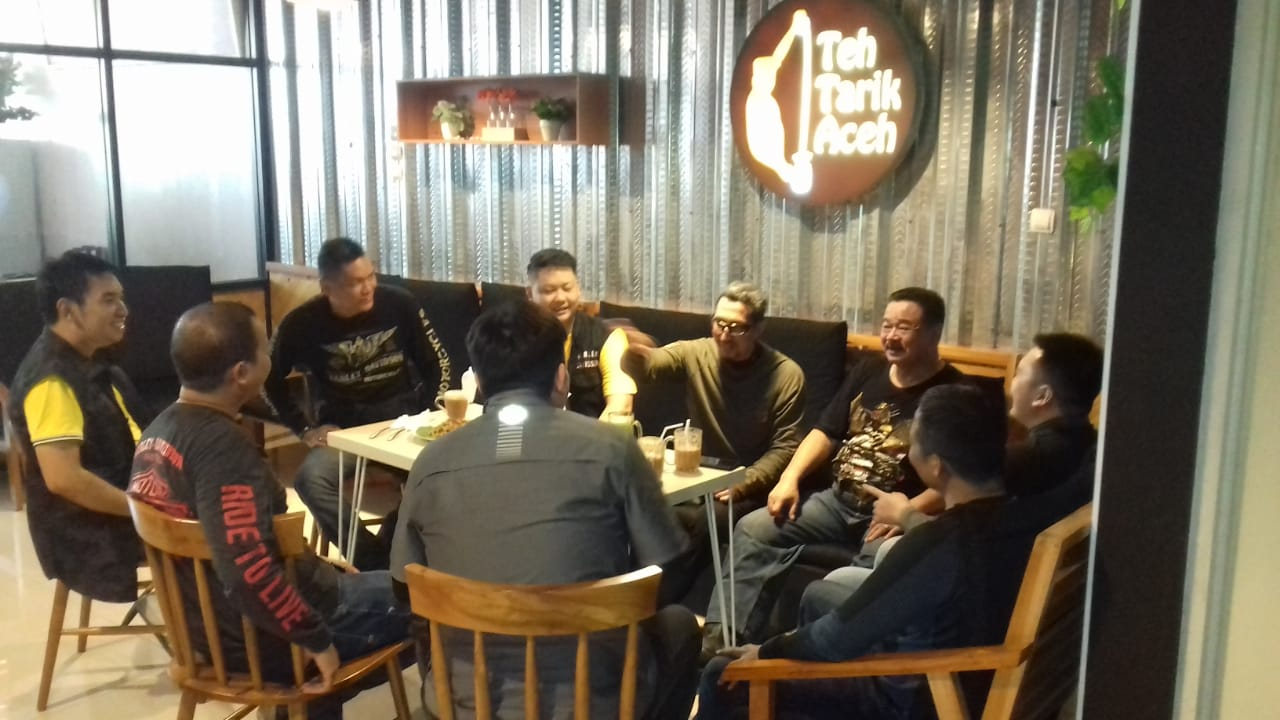 Teh tarik Aceh hadir di Surabaya