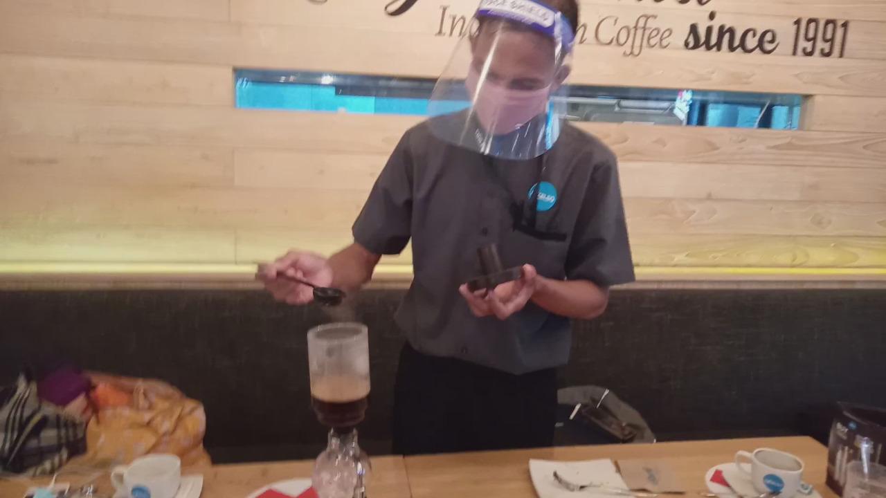 Kalosi Toraja, kopi `single origin` asal Indonesia yang menembus gerai Excelso