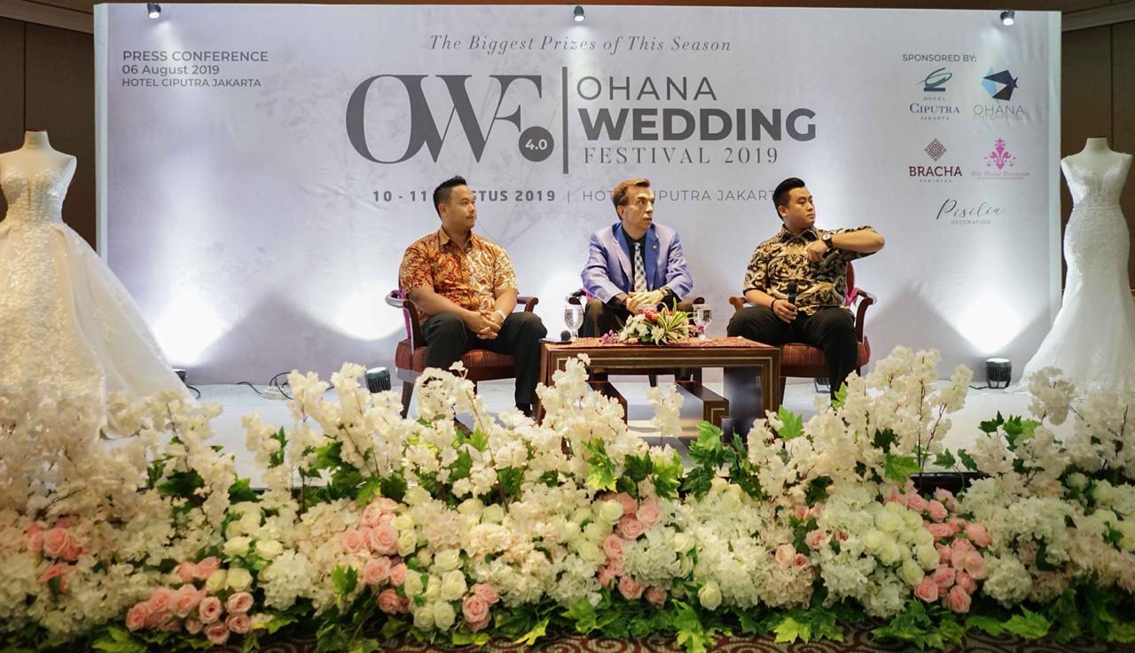Ohana persembahkan Wedding Festival 2019
