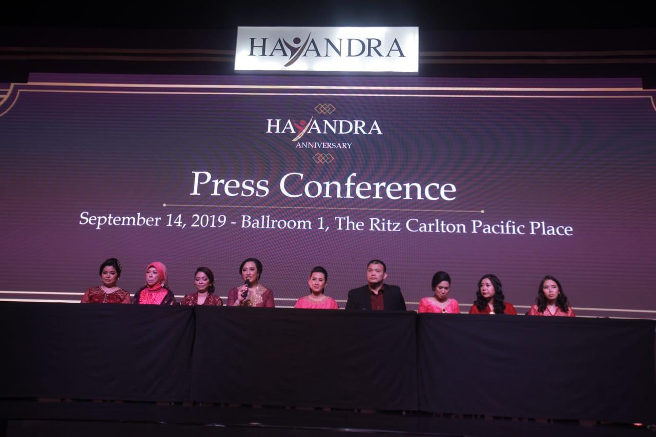 Peringati HUT ke-10, Yayasan Hayandra Peduli perluas penanganan medis