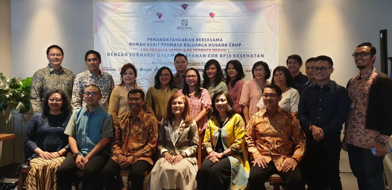 Allianz Indonesia perluas kerjasama layanan penjaminan langsung pasien CoB BPJS Kesehatan