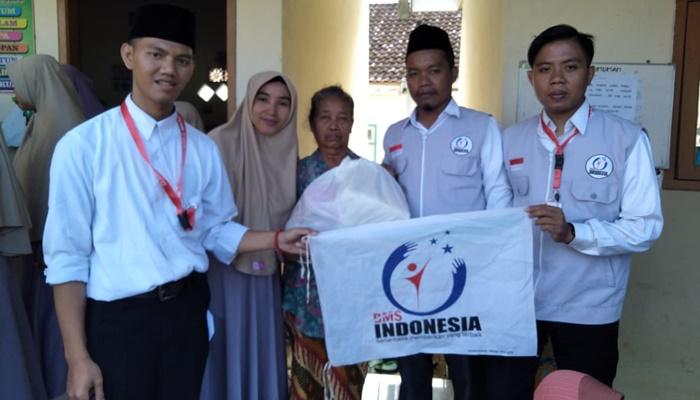 BMS Indonesia salurkan bantuan untuk anak yatim dan kaum dhuafa