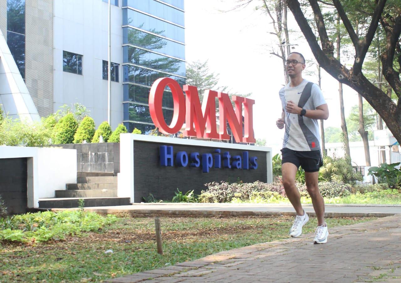 OMNI Hospitals jadi Official Medical Partner Electric Jakarta Marathon Run 2019