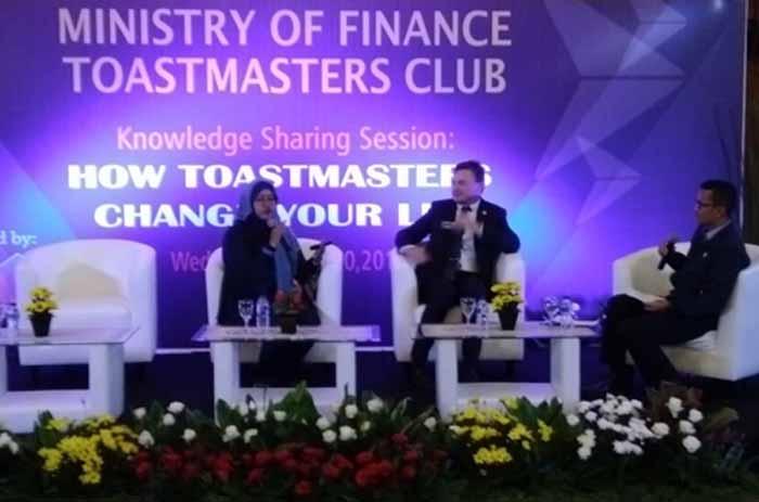 "Toastmaster Club adakan pelatihan ""Public Speaking"""