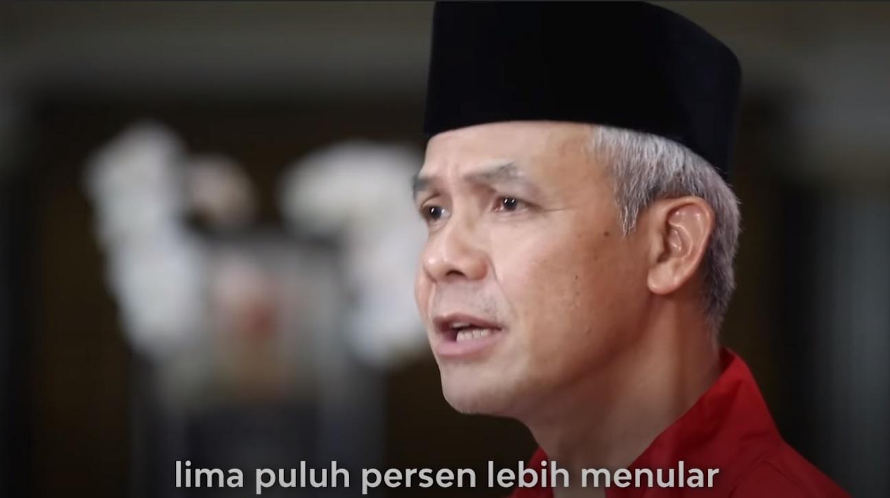 Gubernur Jawa Tengah ingatkan bahaya varian Delta Covid-19 yang menyerang Kudus