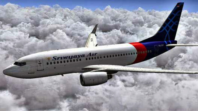 Video Tim SAR gabungan melakukan pencarian bawah laut pesawat Sriwijaya Air SJ-182