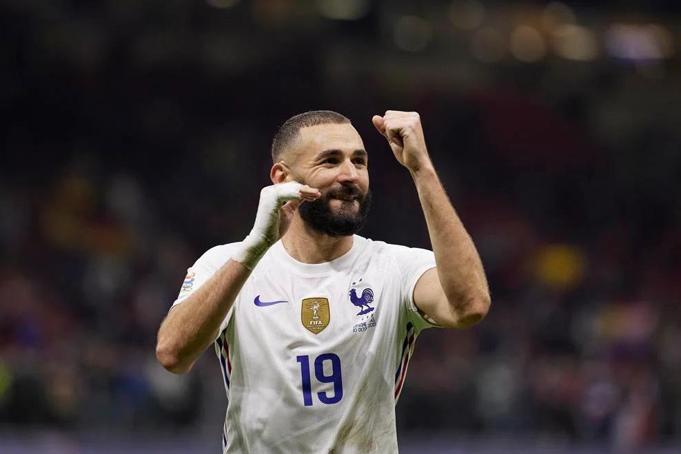 Perancis juara UEFA Nation League 2021