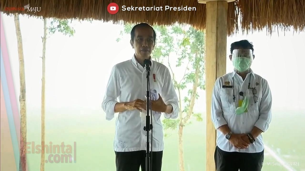 Jokowi: 34% kemiskinan ada di Sumba Tengah