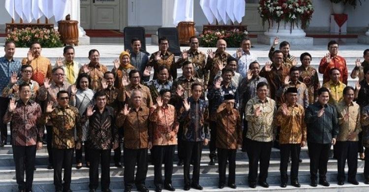 Tidak ada reshuffle kabinet Rabu ini