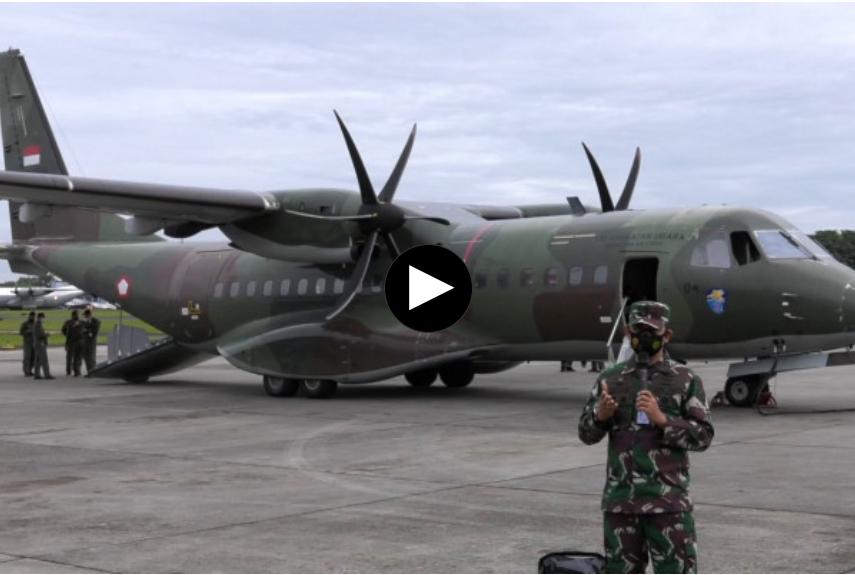 Evakuasi Sriwijaya Air, TNI AU mulai pencarian puing dan korban