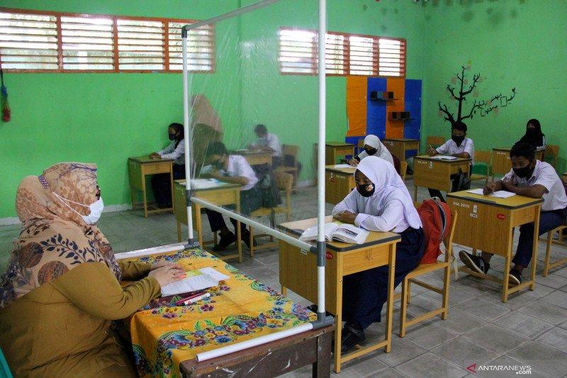 595 sekolah di DKI Jakarta akan menyelenggarakan belajar tatap muka