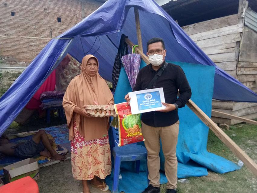 Elshinta Peduli korban gempa bumi di Mamuju dan Majene
